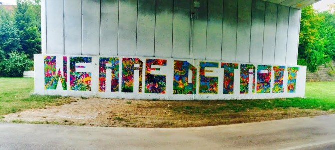 Turning Detroit into an Urban Art Exhibit