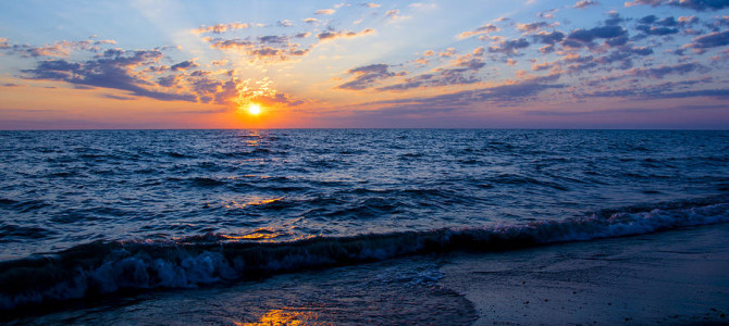 Best Spots for Northern Michigan Sunsets