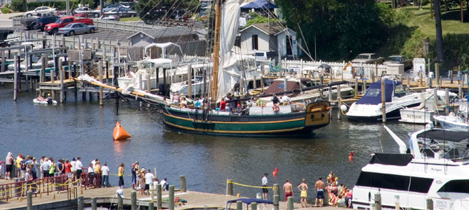 Summer Events in South Haven for Families