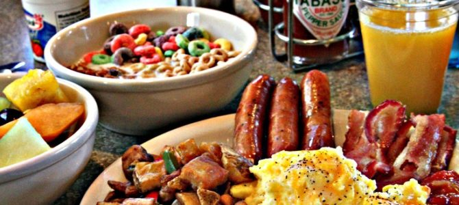 Breakfast Places in the Lansing Area