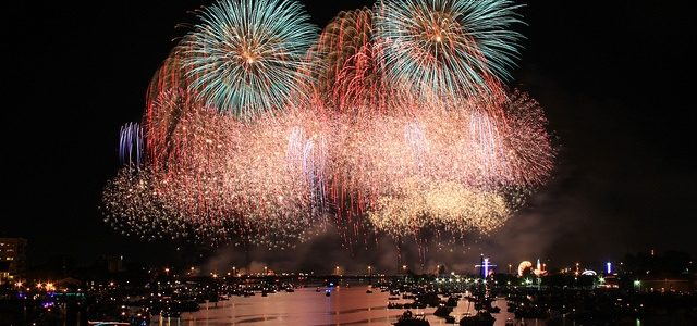 Best 4th of July Firework Shows in Michigan