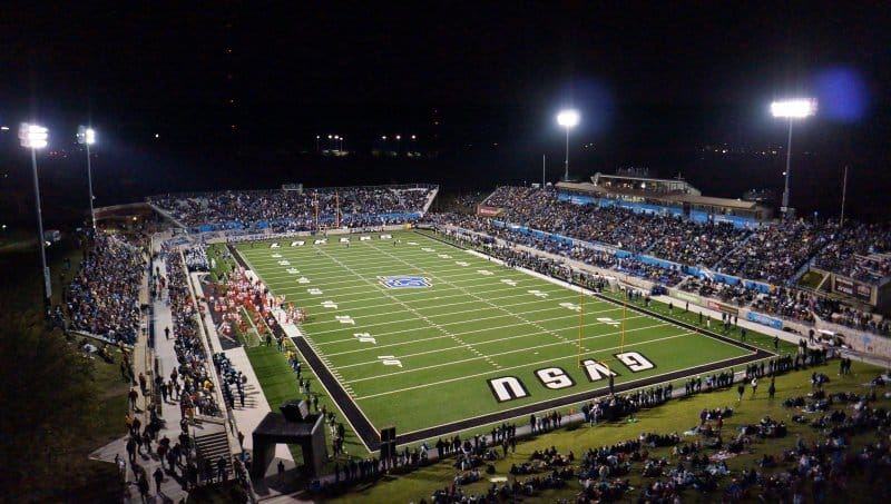 Grand Valley Lubbers Stadium