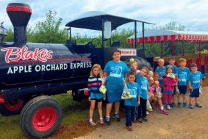 Blake's Cider Mill Train Ride