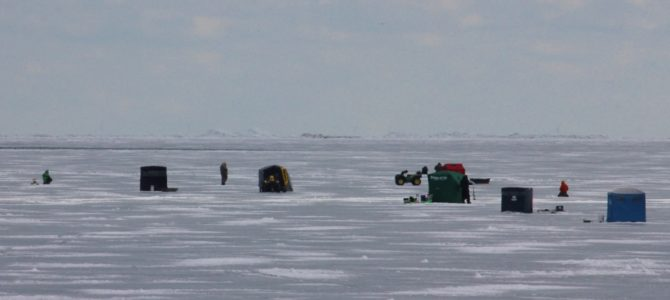 Michigan Ice Fishing