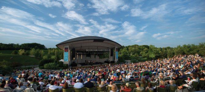 The Best Outdoor Concert Venues in Michigan