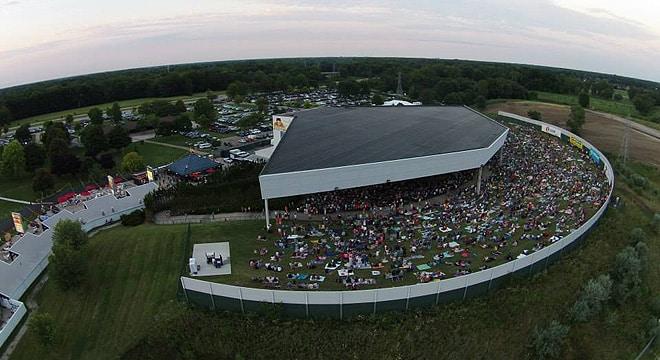 The Best Outdoor Concert Venues In Michigan Around Michigan