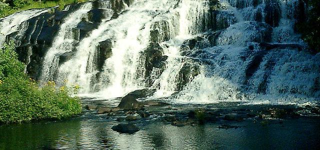 Ocqueoc Falls: Lower Michigan's Hidden Gem