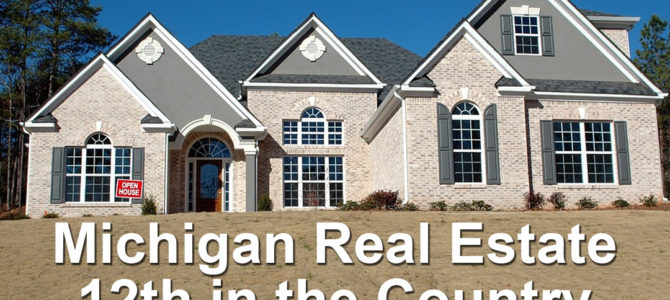 Michigan is the 12th Most Popular Home Market