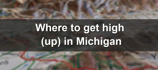 Michigan's High Points (Literally)