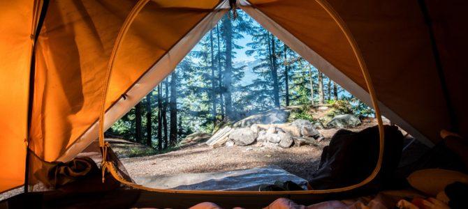 Top Fall Camping Spots in Michigan