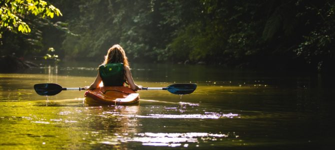 Best Kayaking Spots in Michigan