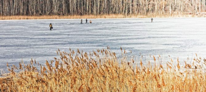 End of Ice Fishing Season Tips