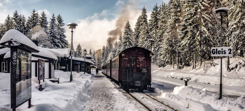 Holiday Train Rides in Michigan [Updated 2020]