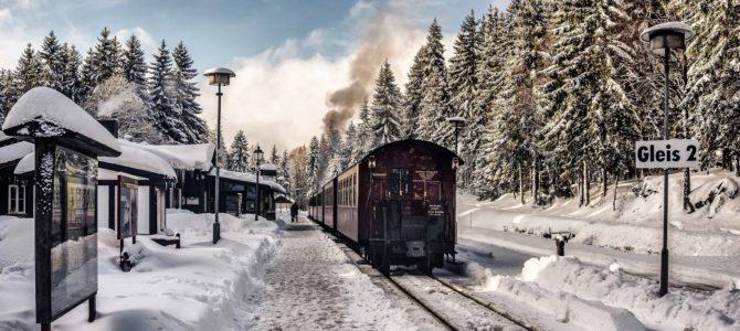 Holiday Train Rides in Michigan