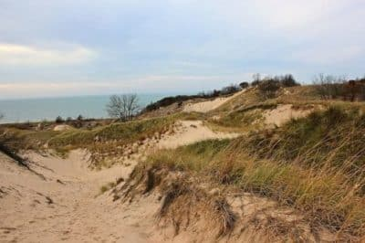 warren dunes panoramic