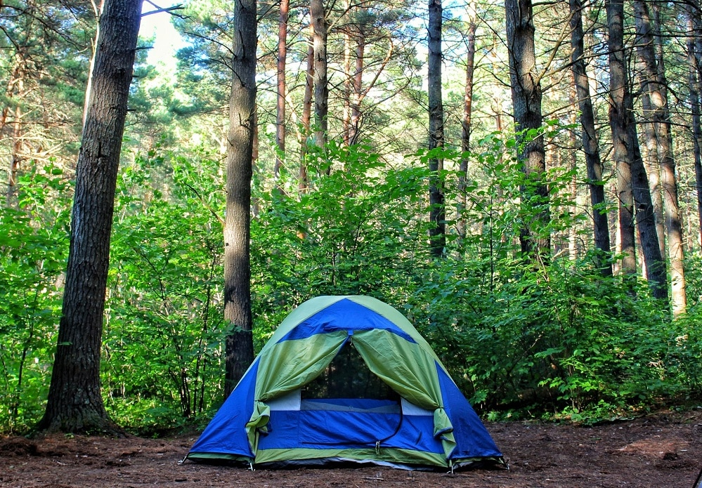 Best Camping Spots at Michigan State Parks